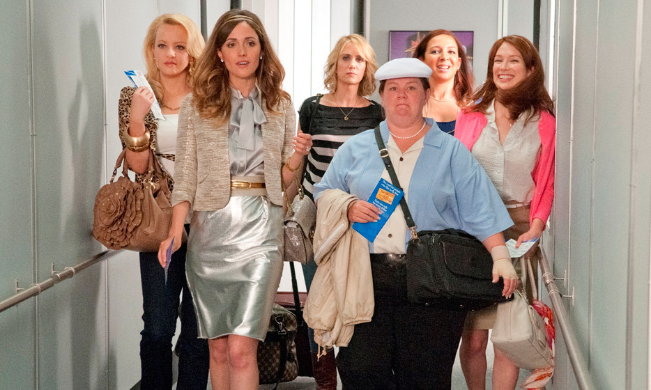 BRIDESMAIDS: