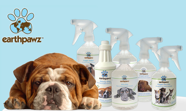 Earthpawz Pet Cleaning Products
