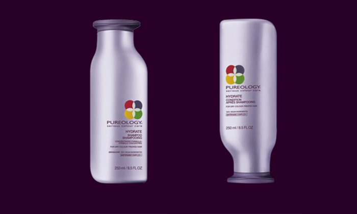 Pureology Hydrate Shampoo and Hair Conditioner