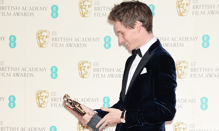 "Eddie Redmayne said it was ""one of the greatest nights of my life"", as he collected his Best Actor trophy. He dedicated the award to three families - his loved ones, his ""professional family"" including Felicity Jones, and Stephen Hawking's family for ""their trust in us, their generosity and kindness, and for reminding me of the the great strength that comes from the will to live a full and passionate life"".