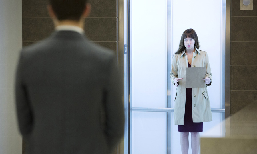 The Fifty Shades of Grey trailer became the most viewed trailer of the year in less than a week after it was released in July 2014.
