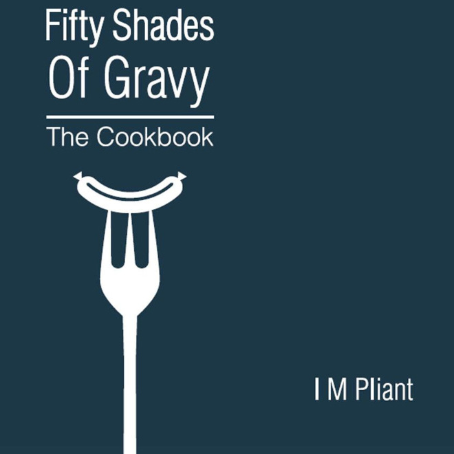 Since the book's release in 2011, there has been an influx of Fifty Shades-inspired merchandise on the market, including a Fifty Shades of Gravy cookbook.