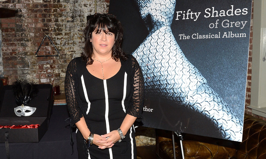 The Fifty Shades trilogy by E.L James is based on the Twilight series and is considered to be the first major motion picture ever inspired by fan-fiction