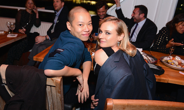 Diane Kruger & Jason Wu 
