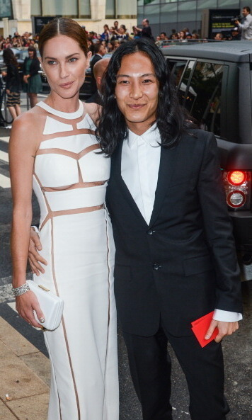 Erin Wasson & Alexander Wang