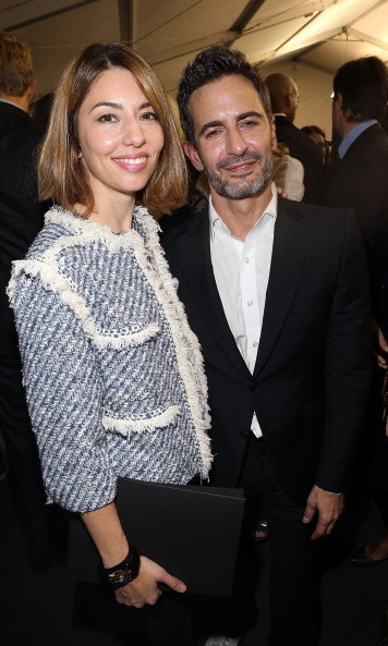 Sofia Coppola & Marc Jacobs
