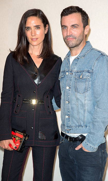 Timeless and bold, Jennifer Connelly has been the ideal muse to Nicolas Ghesquiere, head designer at Balenciaga since 1997. The actress is currently the face of the French fashion house and has often cited his dresses as her favourite pieces.