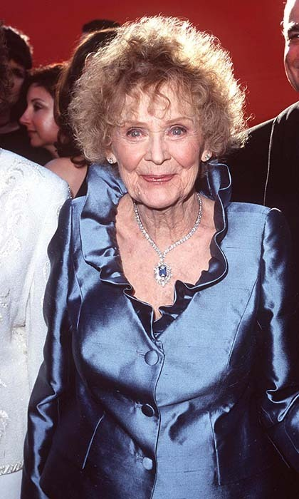 GLORIA STEWART: 