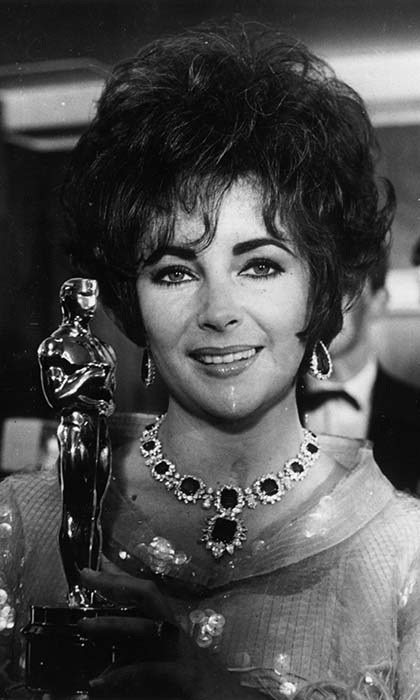 ELIZABETH TAYLOR: 