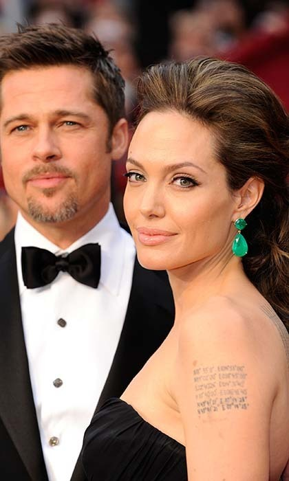 ANGELINA JOLIE: 