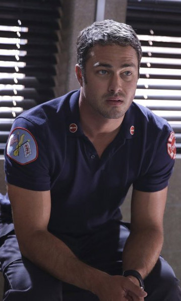 Taylor Kinney in Chicago Fire