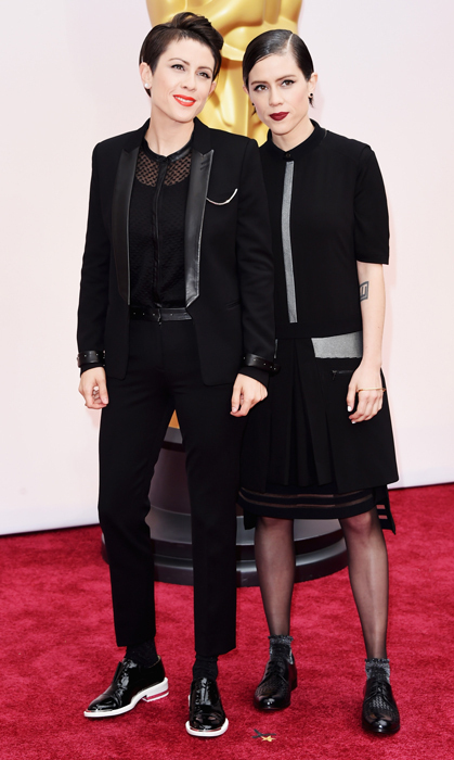 Tegan and Sara. Photo: Getty