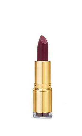 If you're looking for a lip colour that's more plum than berry red, give this matte option a try.