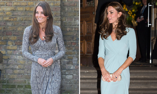 f9924cf51a8 The Duchess of Cambridge s pregnancy style by trimester  Then and now