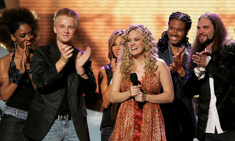 Over <strong>500 MILLION VOTES</strong> helped Carrie take home the top prize on the fourth season of 'American Idol' in 2005. She was the first country artist to win the singing competition. 