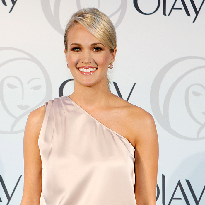After spending <strong>TWO YEARS</strong> as Olay's first North American celebrity ambassador, Carrie stepped up her beauty game in 2010, taking on the role of brand ambassador for Almay. 