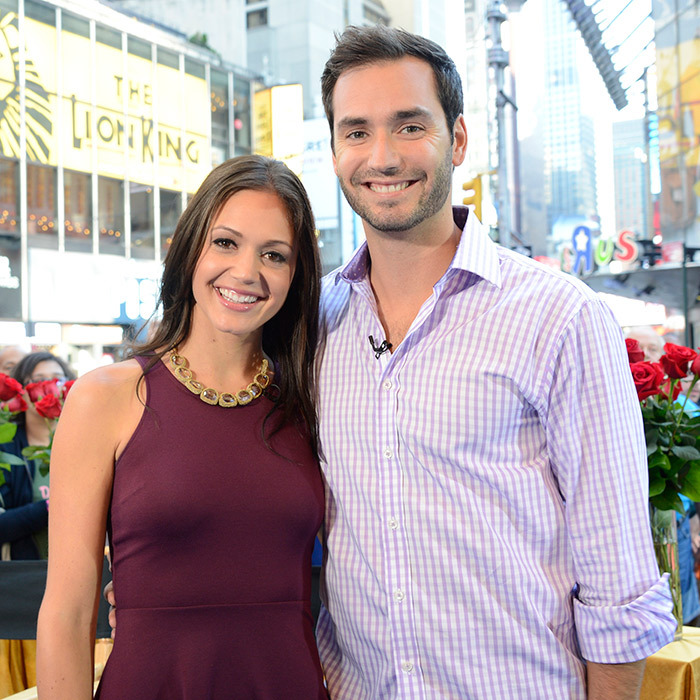 THE BACHELORETTE, season 9: Desiree Hartsock and Chris Siegfried