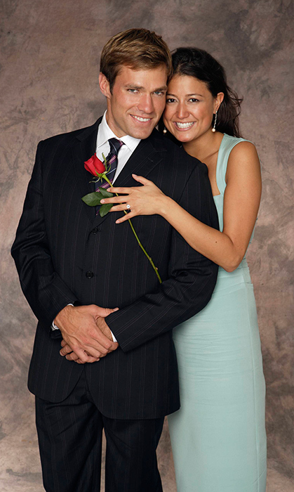 THE BACHELOR, season 10: Andrew Baldwin and Tessa Horst