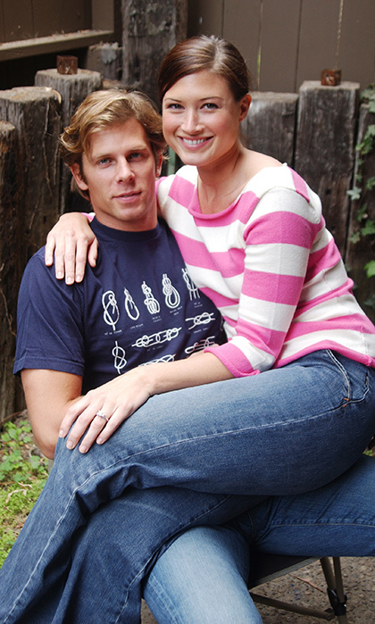 THE BACHELORETTE, season 2: Meredith Phillips and Ian Mckee