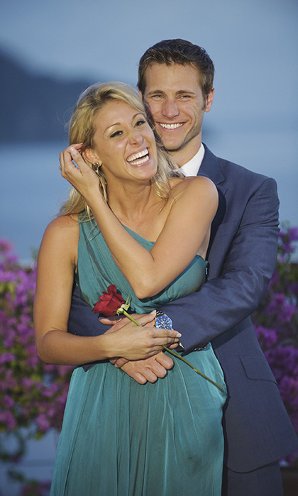 THE BACHELOR, season 14: Jake Pavelka and Vienna Girardi