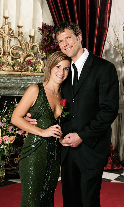 THE BACHELOR, season 8: Travis Stork and Sarah Stone