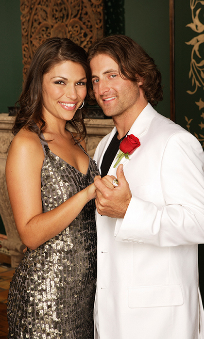 THE BACHELORETTE, season 4: DeAnna Pappas and Jesse Csincsak
