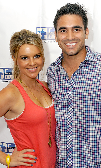THE BACHELORETTE, season 6: Ali Fedotowsky and Roberto Martinez