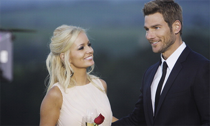 THE BACHELOR, season 15: Brad Womack and Emily Maynard