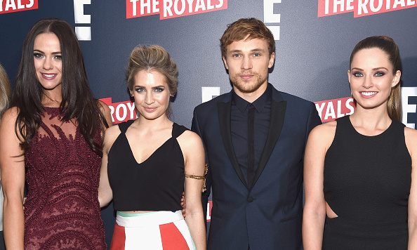 Alexandra, Sophie, William and Merritt spent a fun night out in the city that never sleeps