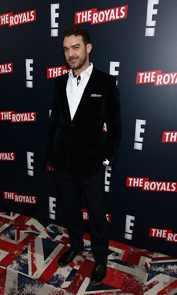 Jake Maskall can be seen in The Royals as Cyrus