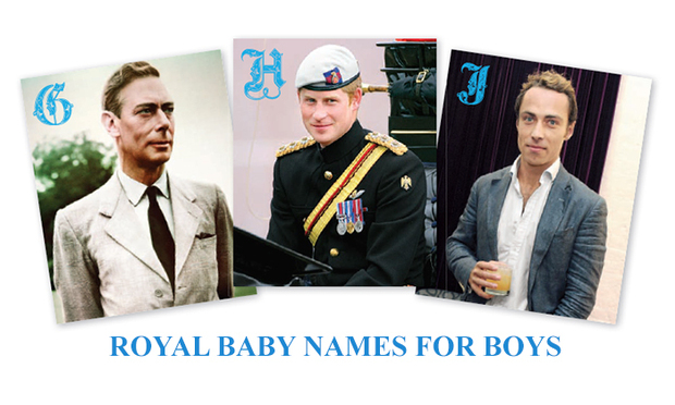 Here Hello Lists Some Possible Royal Baby Boy Names Including Their Meaning And Historic Significance From A To Z