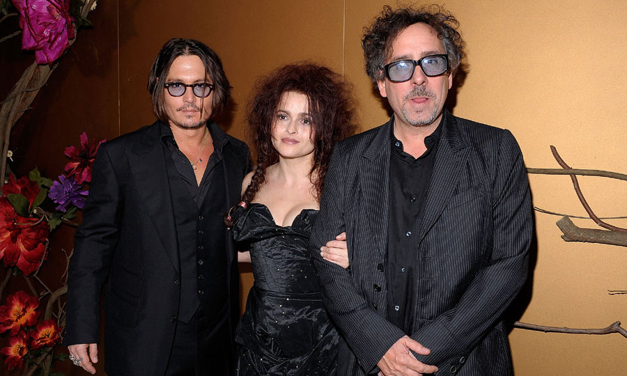 Tim Burton and Johnny Depp have collaborated on countless films together.