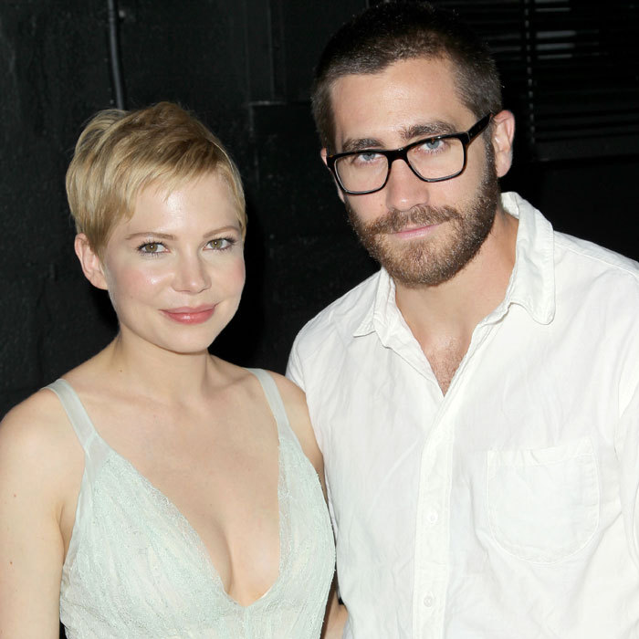 Jake Gyllenhaal co-starred with both Michelle Williams and Heath Ledger in 2005 film Brokeback Mountain and became godparent to the couple's daughter Matilda.