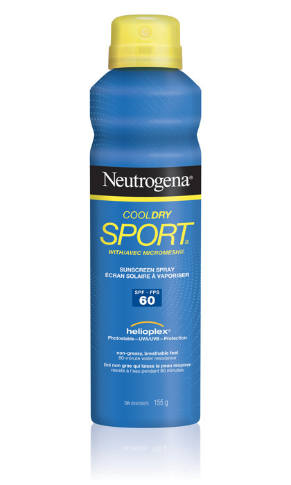 The breathable mesh technology won't clog pores so it's ideal for sweaty workouts.