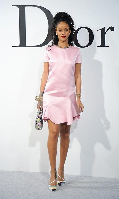 Rihannas Dior Campaign Is A Big Deal For A Lot Of Young -7488