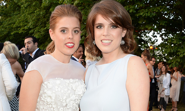 Princess Beatrice & Princess Eugenie: 