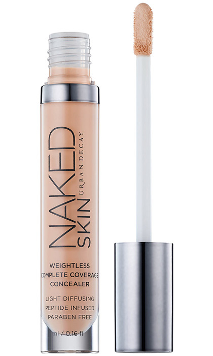 Urban Decay Naked Skin Weightless Complete Coverage Concealer, $34, urbandecay.com