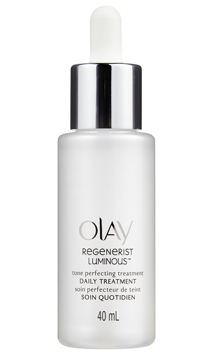 Olay Regenerist Luminous Tone Perfecting Treatment, $39,