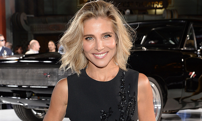 Elsa Pataky Wows In Elie Saab At Fast And Furious 7