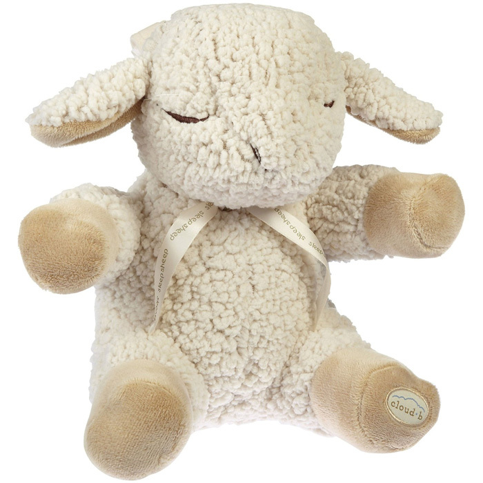 THIS ADORABLE TRAVEL COMPANION BRINGS SOOTHING SLEEP-TIME SOUNDS WHEREVER YOU GO