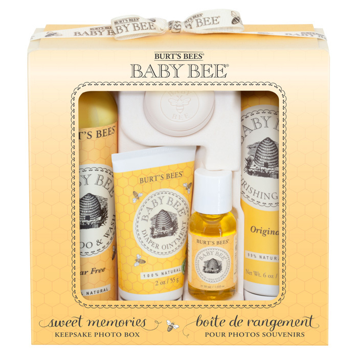 BATHE BABY WITH SWEET-SMELLING LOTIONS AND SOAPS