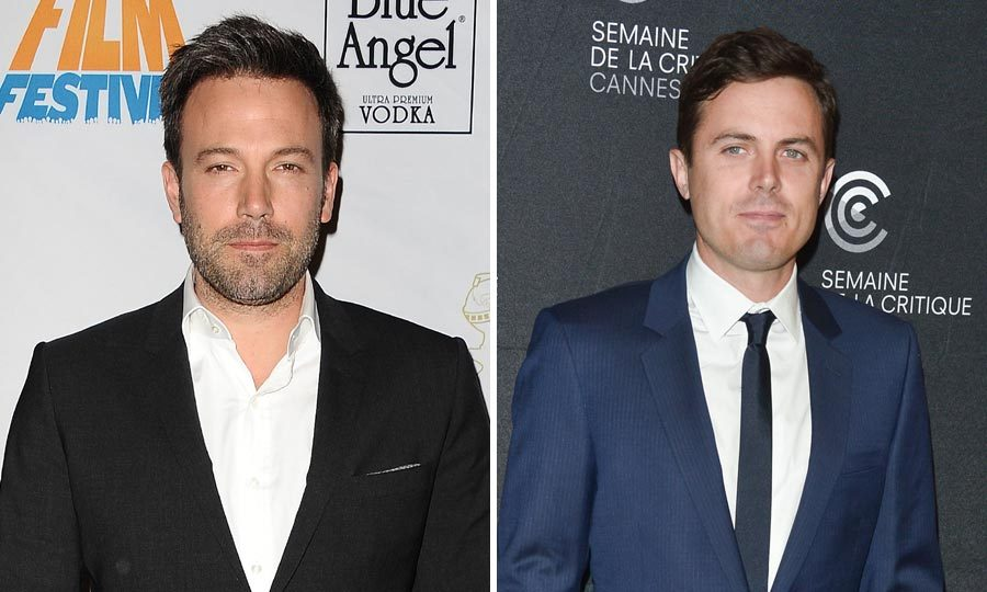 Ben Affleck's younger brother Casey is also an actor and has starred in 'Good Will Hunting' and 'Ocean's Eleven.' Photo: © Getty Images