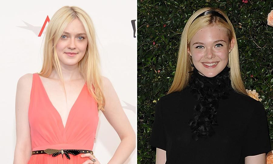 Dakota Fanning's younger sister Elle has become a Hollywood star in her own right after featuring in Steven Speilberg's 'Super 8.' Photo: © Getty Images