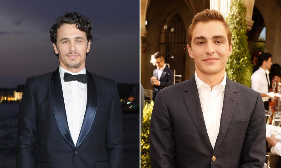 James Franco's 28-year-old brother Dave made his acting debut in TV programme '7th Heaven' and has now progressed to playing big Hollywood roles. Photo: © Getty Images
