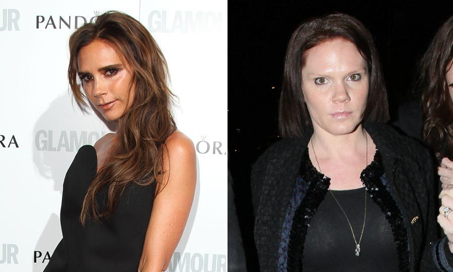 Victoria Beckham's sister Louise Adams was once an actress and model before giving it up to lead a life out of the spotlight. Photo: © Getty Images