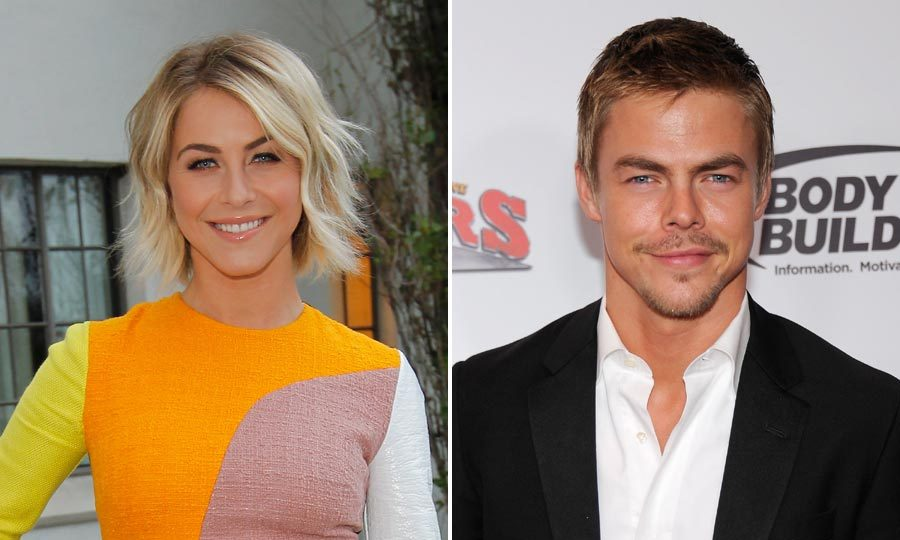 Siblings Julianne and Derek Hough both got their break as professional dancers on American TV show Dancing With The Stars. Julianne has recently decided to pursue her acting career and starred opposite Josh Duhamel in Safe Haven. 