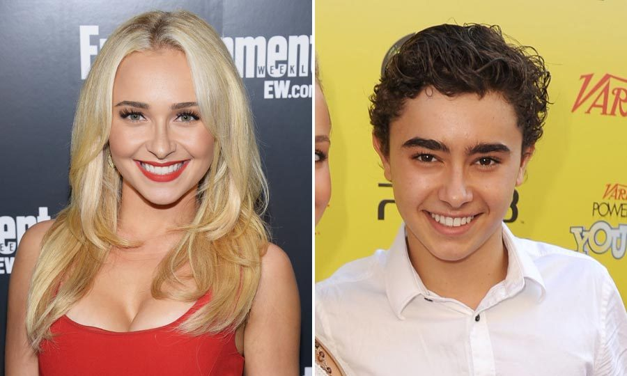 Despite being five years her junior, Disney star Jensen Panettiere is often seen hanging out with his famous sister Hayden on the red carpet or at a baseball game. 