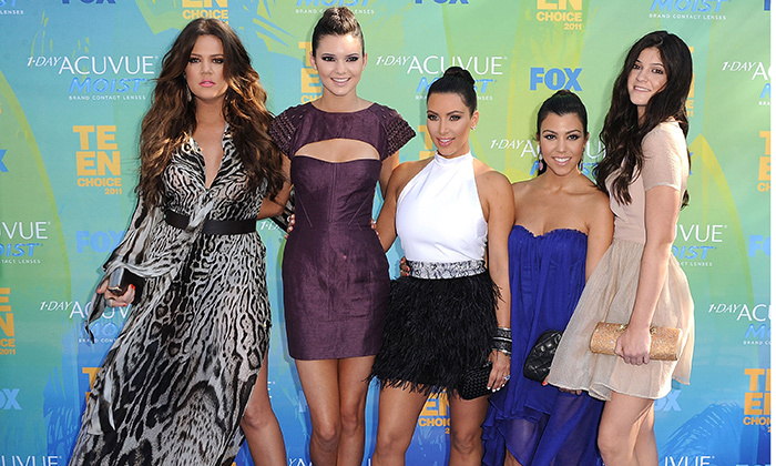 The Kardashian-Jenner clan - Khloe, Kendall, Kim, Kourtney and Kylie - have made a whole career out of being siblings with their hit reality show and other business ventures. 