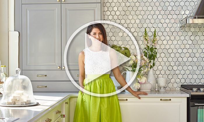 Video see jillian harris dream ikea kitchen for Jillian harris kitchen designs