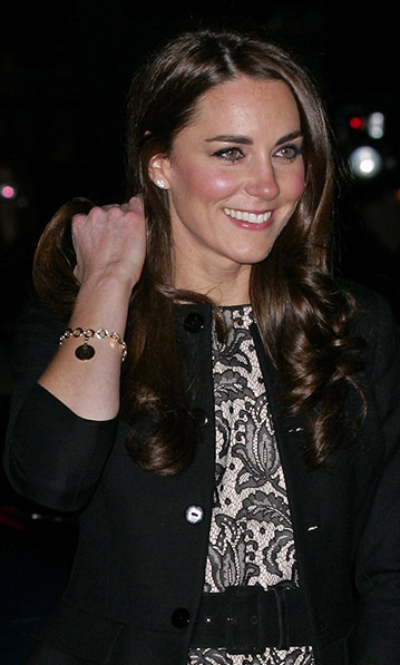 <h3>A wedding gift from the Duchess of Cornwall</h2>